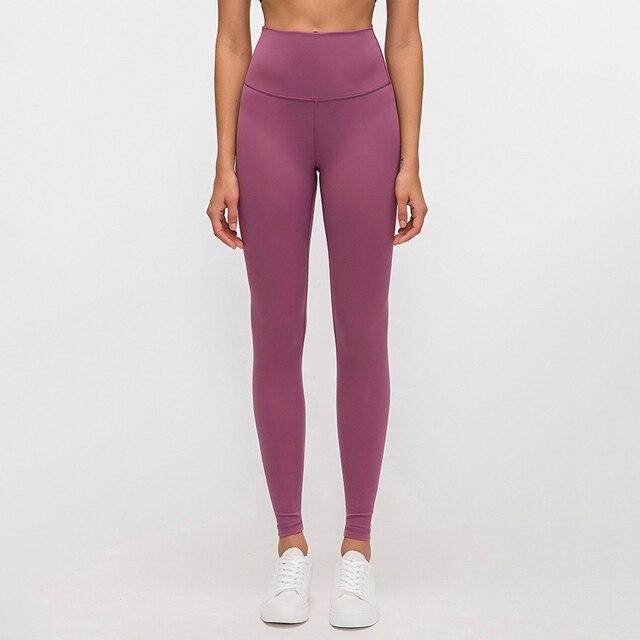 Binggong Legging de Sport Femme Taille Haute Collants Running Poches Pantalon Amincissant Zumba Fitness avec Poche Pantalons De Yoga