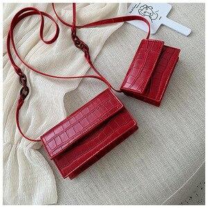 Mini PU Leather Women Bag Fash