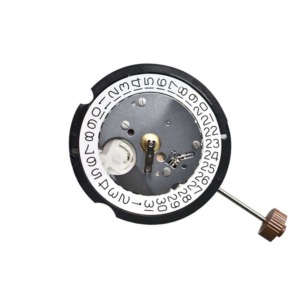 For Ronda 505 Quartz Watch Movement Date At 3' Date At 6' With Battery Adjusting Stem For 3 Pin Watch Repair Parts Accessories