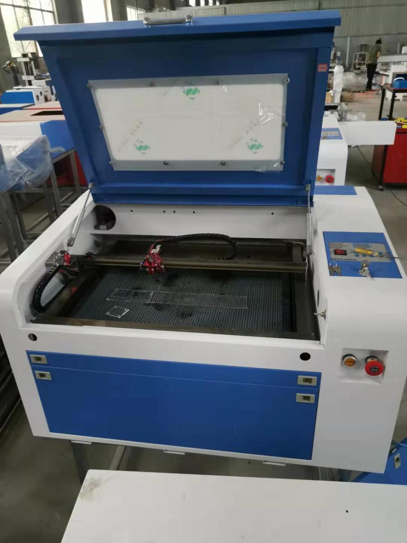 Songli 4060 50w 220v Laser Engraving Machine To Istanbul Port, Turkey