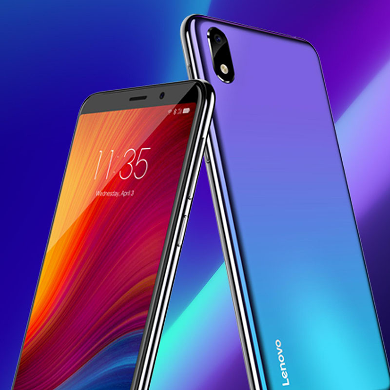 Image 5 - Global Version Lenovo A5S A5 S MTK6761 Quad core 5.45 inch Smartphone 2GB 16GB ROM Android P Face ID 4G Cellphone-in Cellphones from Cellphones & Telecommunications