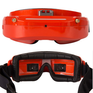 Image 2 - Skyzone SKY03O Oled SKY03S 03O 03S 5.8GHz 48CH Diversity FPV Goggles Support OSD DVR HDMI With Head Tracker Fan LED For RC Drone