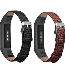 For Huawei Bracelet 4 / Honor 5i Braided Leather Strap Deployant Buckle  Replacement Wristband