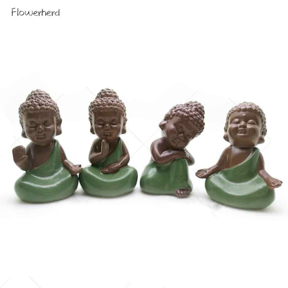 3D Buddha Statue Silicone Mold Handmade Buddha Statue Ornaments Plaster Candle Mold Baking Decoration Candle Making Supplies