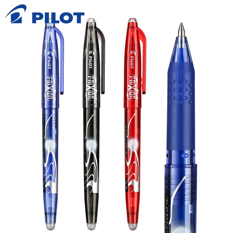 8 Pcs/lot Brand Pilot Frixion Pen LFB-20EF Erasable Gel Ink Pen Medium Tip 0.5 Mm PILOT LFB - 20 EF LFB-20EF Pen
