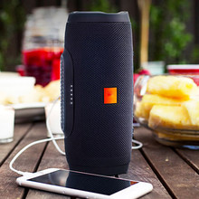 outdoor Portable Speakers Bass Stereo Wireless Subwoofer Bluetooth Speaker Column Handsfree TF Card AUX USB MP3 Player For Phone(China)