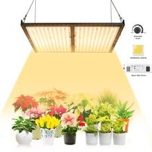 LED Grow Light Bar Quantum Board Samsung LM301B 3500K Full Spectrum COB LED Plant Growing Lamp For Indoor Plants Greenhouse Tent