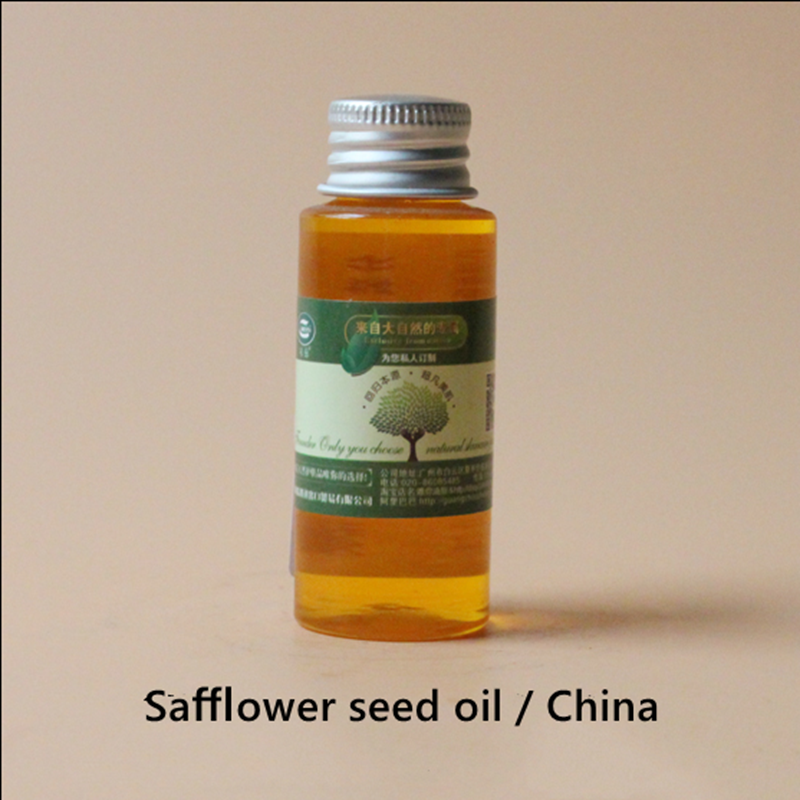 Safflower Seed Oil China, The King Of Pure Natural Vitamin E, Anti-aging And Anti-oxidation, Whitening, Reappearing Cell Vitalit