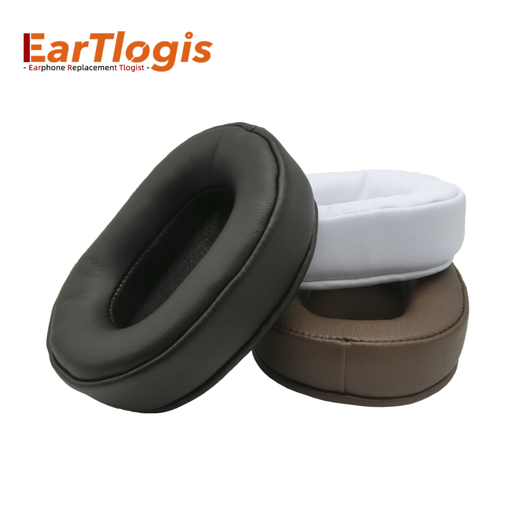 EarTlogis Replacement Ear Pads for <font><b>Sennheiser</b></font> HD250 <font><b>HD280</b></font> HD281 HD 250 280 <font><b>Pro</b></font> Headset Parts Earmuff Cover Cushion Cups pillow image