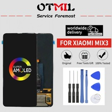 Original 6.39 Display For XIAOMI Mi Mix 3 LCD Touch Screen with Frame DigitizerFor Mix3 #1