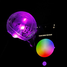 Night Light BTS Bluetooth Version Remote Control Color-changing Support Lamp Bangtan Boys Concert Glow Lamp Hiphop Night Light cheap BRIGHTINWD Atmosphere BTS3 LED Bulbs Switch Dry Battery Holiday 0-5W Glow Stick