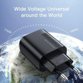 Зарядное устройство KUULAA Quick Charge 3,0 QC, 18 Вт 6