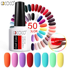 8 Ml Gdcoco 2020 Baru Kedatangan Primer Gel Varnish Harga Rendam Off UV LED Gel Nail Polish Base Coat nowipe Top Warna Gel Polish(China)
