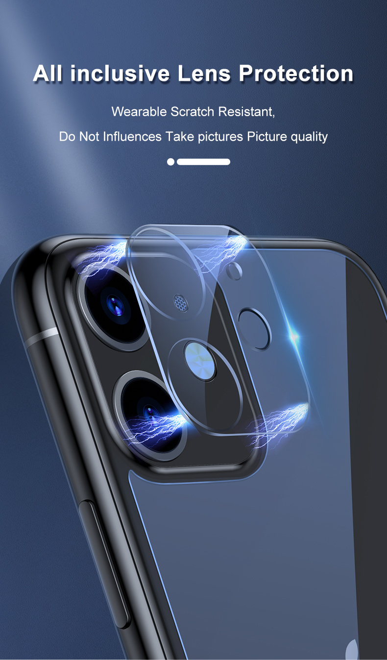 iPhone 12 Pro Max Tempered Glass Case  3