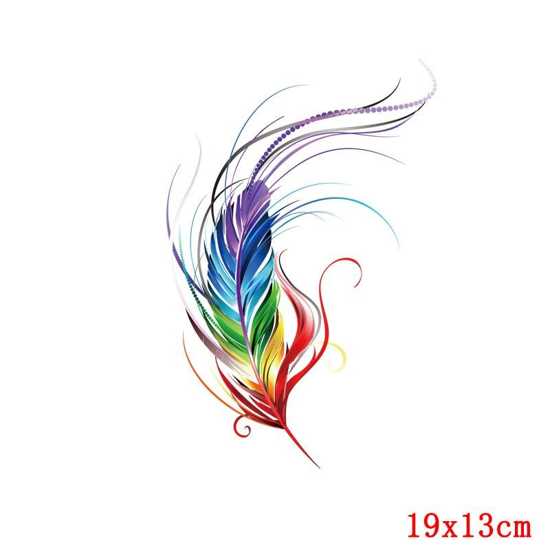 Prajna Красота Девушка глажка наклейки теплообмена винил патч термоутюг на передачу для одежды детская футболка Мультфильм аппликации - Цвет: Фиолетовый