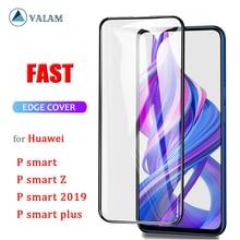 VALAM verre trempé protecteur décran pour Huawei P smart Z 2019 verre de couverture complet pour huawei P smart 2019 plus Z verre de protection