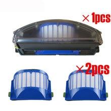 New For iRobot Roomba 500 600 Series Aero Vac Dust Bin Filter Aerovac bin collecter 510 520 530 535 540 536 531 620 630 650