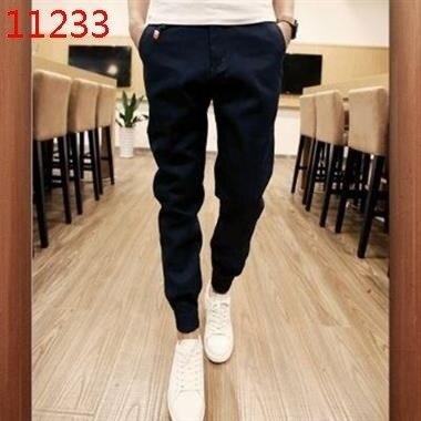 New Winter Men \ '\' S Cotton Casual Pants Men Trousers JEANS