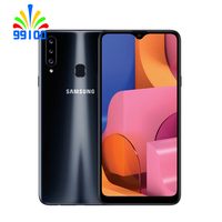 Gerenoveerd Ontgrendeld Mobiele Telefoon Samsung Galaxy A20S 6.5Inch Full Screen 3 + 32Gb/4 + 64Gb dual Sim Octa Core 4G-LTE