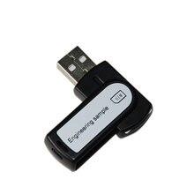 Считыватель смарт карт mini iso 7816 ic chip sim с портом usb
