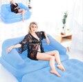 4000178809778 - Tatami inflable para interior y exterior, cama de aire acolchada para coche, cama plegable para Camping, sofá sillas, cama portátil, colchón perezoso, cama de playa