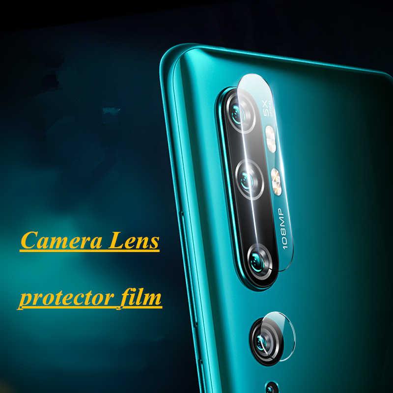 Perlindungan Terbaik Pelindung Lensa Kamera untuk Xiao Mi Mi 9 9 T CC9 Merah Mi Note 8 Pro HD kaca Tempered Len Film