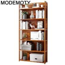 Caixa de estante de livros de decoração de móveis para sala de estar