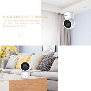 Image 5 - 1080P HD YCC365 Plus kamera IP WiFi automatyczne śledzenie człowieka Mini kamera wi fi kryty PTZ bezpieczeństwo w domu kamery niania elektroniczna Baby Monitor