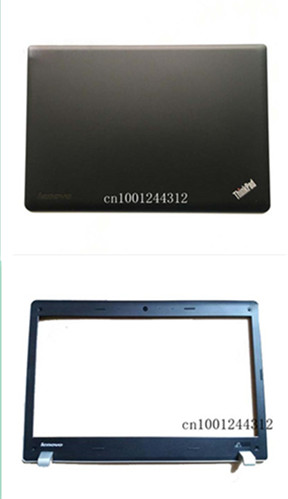 New Original For Lenovo Thinkpad E330 E335 LCD Rear Top Lid Back Cover/LCD Front Frame Bezel 04W4224