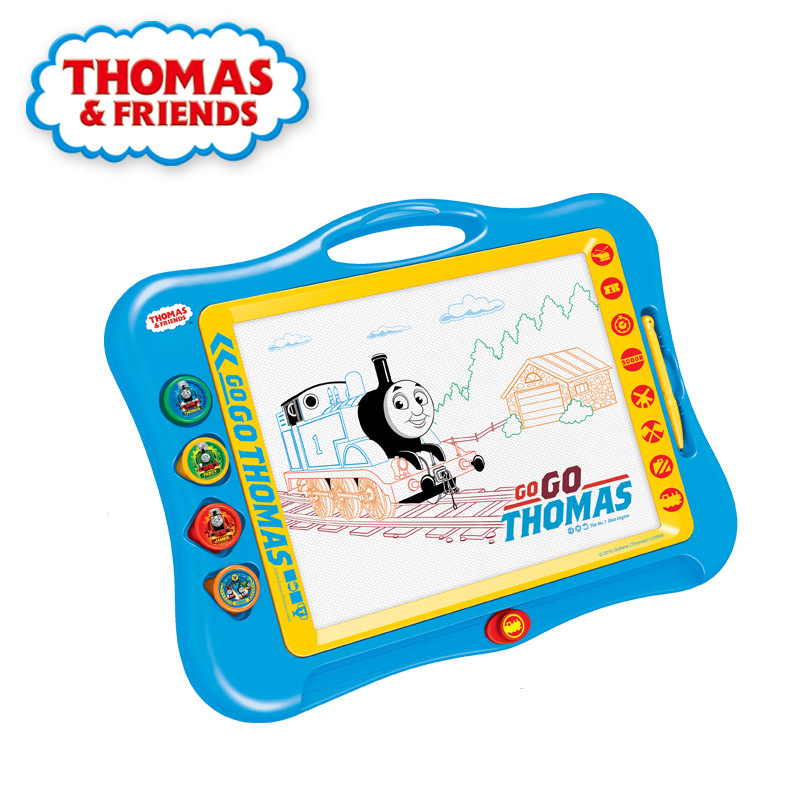 Thomas Children Magnetic Color Sketchpad Infant Baby WordPad Learning Supplies Educational Teaching Aids T003