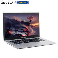 15,6 pulgadas 4GB Ram 64GB EMMC 1920*1080P Intel Quad Core sistema Windows 10 ordenador portátil