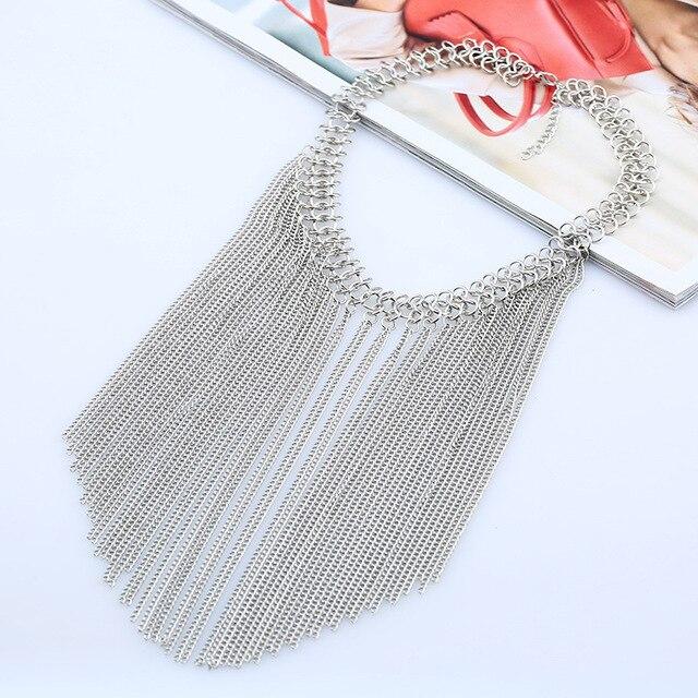 Модное массивное ожерелье lzhlq 2020 Женское Ожерелье чокер