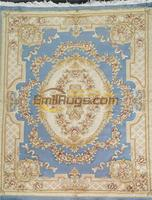 woven carpet carpet floor savonery Neo Classic Design Hmade Area