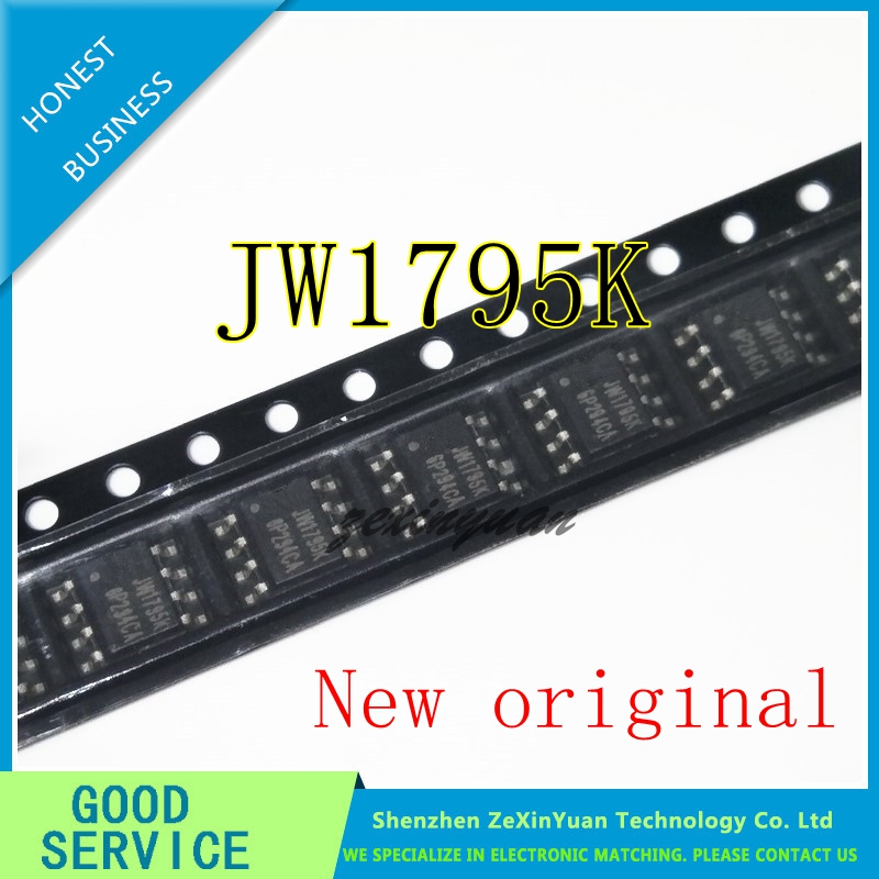 20PCS  JW1795K JW1795 1795K SOP-8 New Original