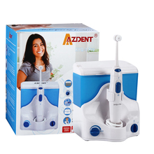 Azdent irrigator Oral Irrigator Rechargeable Water Floss Portable Water Dental Flosser Jet 500ml Irrigator цена и фото