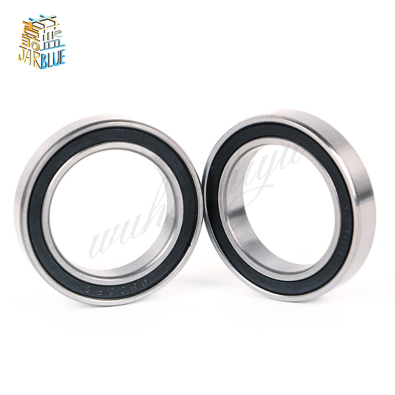 10 Pcs Premium 6804 2RS ABEC3 Rubber Sealed Deep Groove Ball Bearing 20x32x7mm