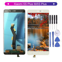 Lcd For Xiaomi 5S Plus Mi5S Plus Mi 5S LCD Display Touch Screen Panel Glass Digitizer Assembly For Mi 5s plus M5S plus LCD