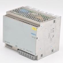 Фесто CACN-3А-7-10 источник питания вход переменного тока 100-240В выход постоянного тока 48В 10А
