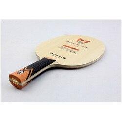 Genuina raqueta de tenis de mesa Yinhe Milky Way Galaxy M102 M202, raqueta de Ping Pong Blade bat