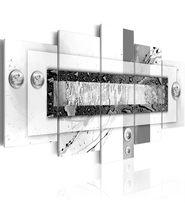 Tableau - Balance grise-100x50-100x50
