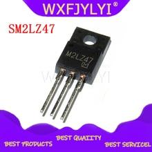 10 adet/grup SM2LZ47 M2LZ47 triyak TO 220F yeni orijinal