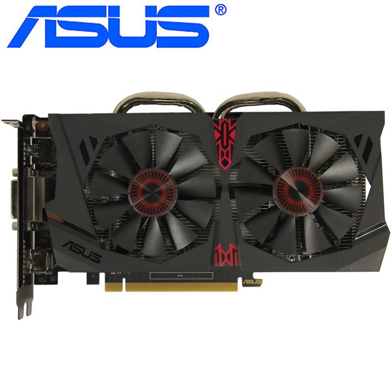 ASUS Video Card Original GTX 950 2GB 128Bit GDDR5 Graphics Cards for nVIDIA VGA Cards Geforce GTX950 Hdmi Dvi game Used|Graphics Cards| - AliExpress