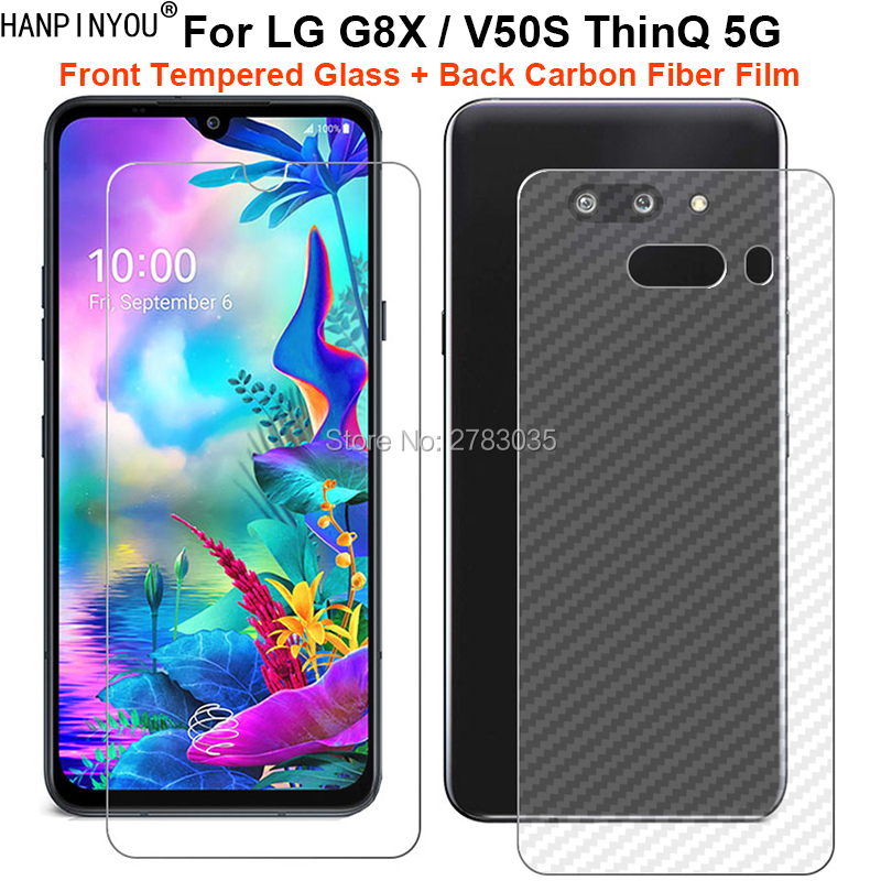 For LG G8X / V50S ThinQ 5G 6.4