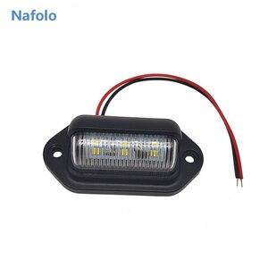 LED License Number Plate Light