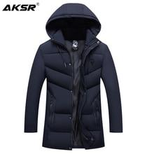 Męska kurtka zimowa gruby kaptur ciepła kurtka zimowa płaszcz dla mężczyzn duży rozmiar wiatrówka parki płaszcze kurtki mężczyźni odzież