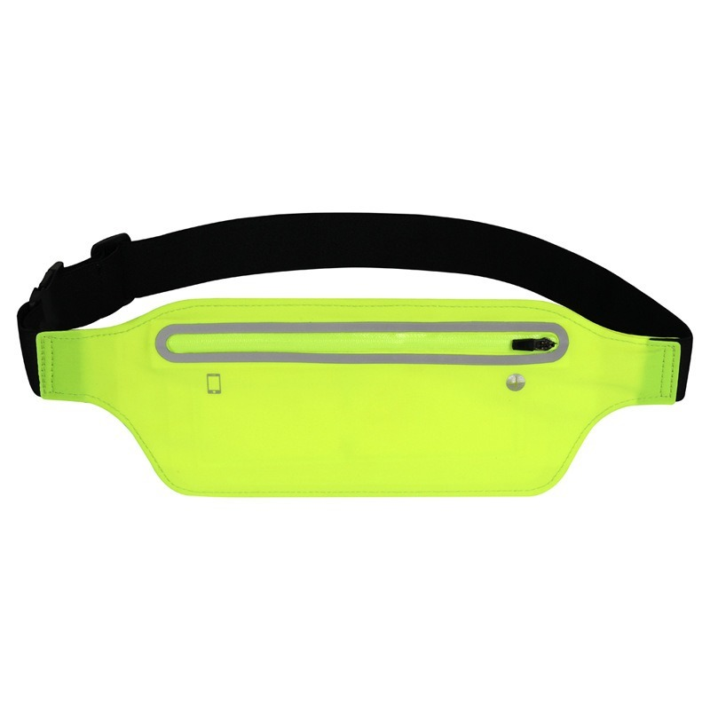 New Multi-functional Sports Belt Bag Creative Multi-compartment Running Outdoor Mobile Phone Belt Bag Light And Waterproof
