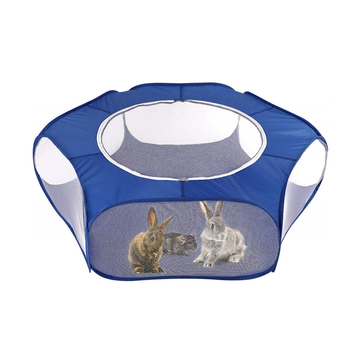 Foldable Pet House Cat Tent Kennel Dog Fence Rabbit Cage Pet Products Playpen Outdoor Indoor Game For Small Animals Puppy Kitten
