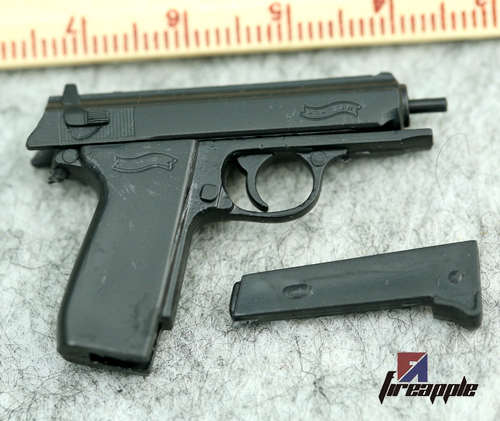 16 PPK 007 modèle de pistolet pour 12