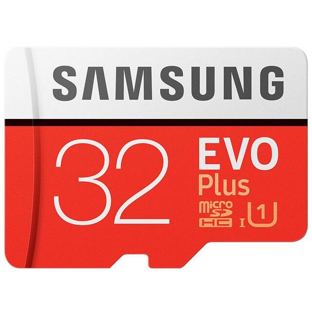 Original SAMSUNG Micro SD card 32GB Class 10 Memory Card EVO+ EVO Plus microSD 256GB 128GB 64GB 16GB TF Card cartao de memoria 6