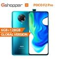 Globale Version Xiaomi Pocophone F2 Pro 6GB 128GB Snapdragon 865 mit 5G Smartphone POCO telefon NFC Octa core 6.67